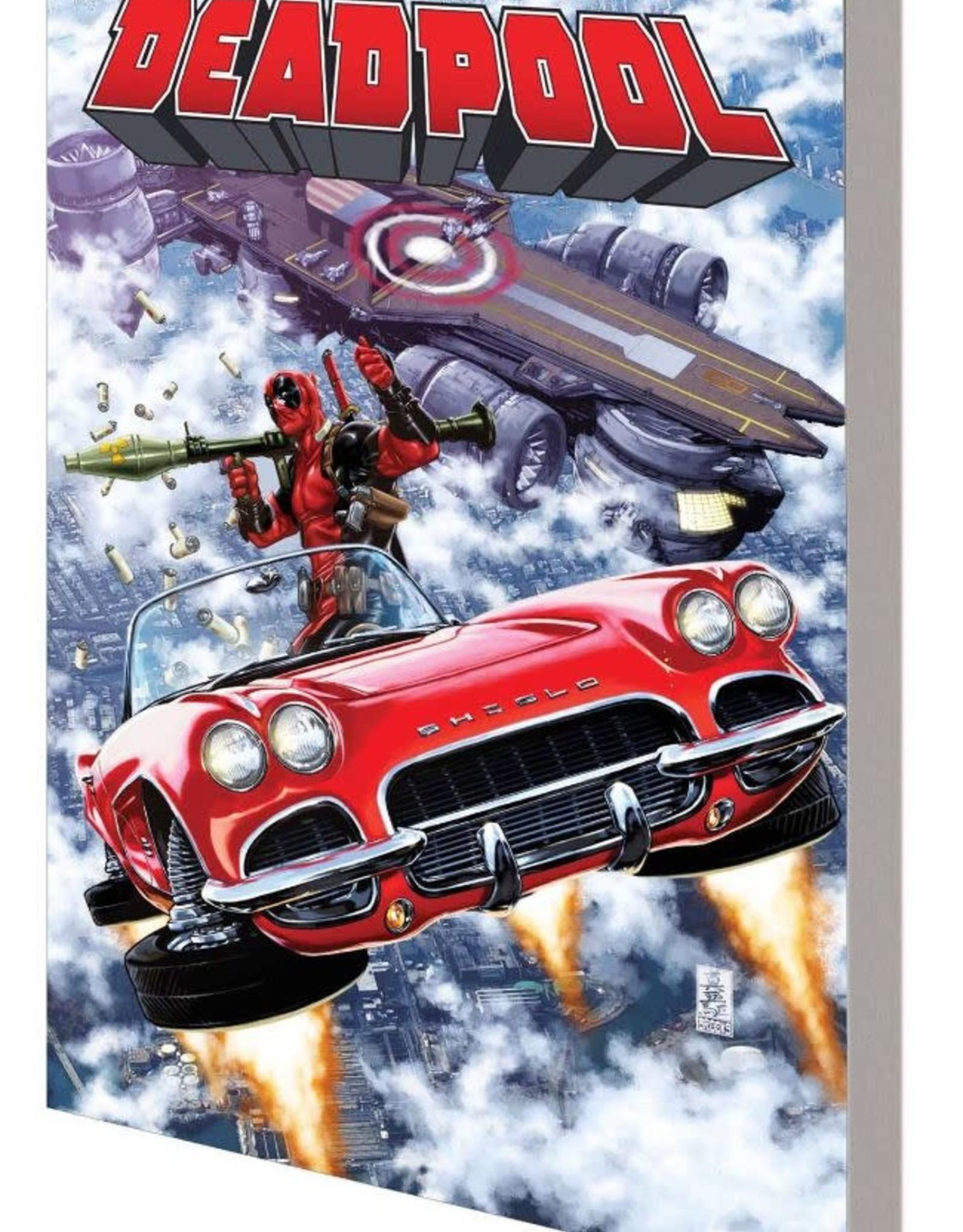 Marvel Comics Deadpool Vol 04: Deadpool vs S.H.I.E.L.D. TP