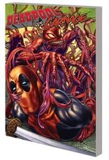 Marvel Comics Deadpool vs Carnage TP