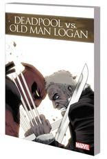 Marvel Comics Deadpool vs Old Man Logan TP
