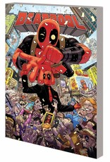 Marvel Comics Deadpool: World's Greatest Vol 01: Millionaire with a Mouth TP