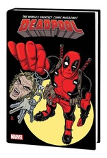 Marvel Comics Deadpool World's Greatest Vol 02 HC