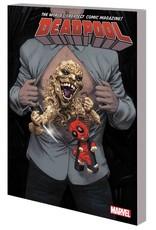 Marvel Comics Deadpool World's Greatest Vol 06 Patience Zero