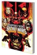 Marvel Comics Deadpool's Secret Secret Wars