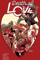 Image Comics Death of Love TP