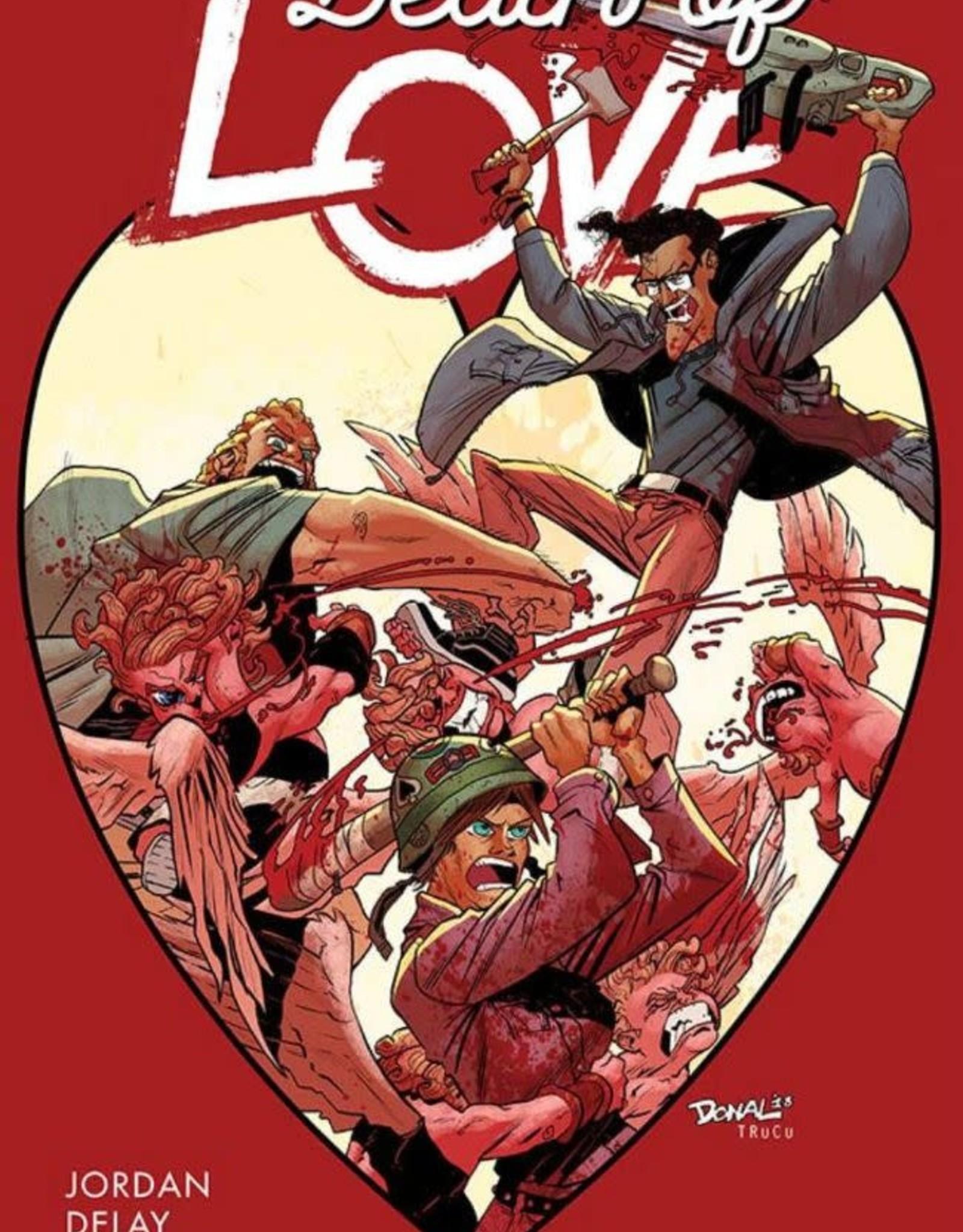 Image Comics Death of Love