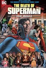 DC Comics Death of Superman The Wake