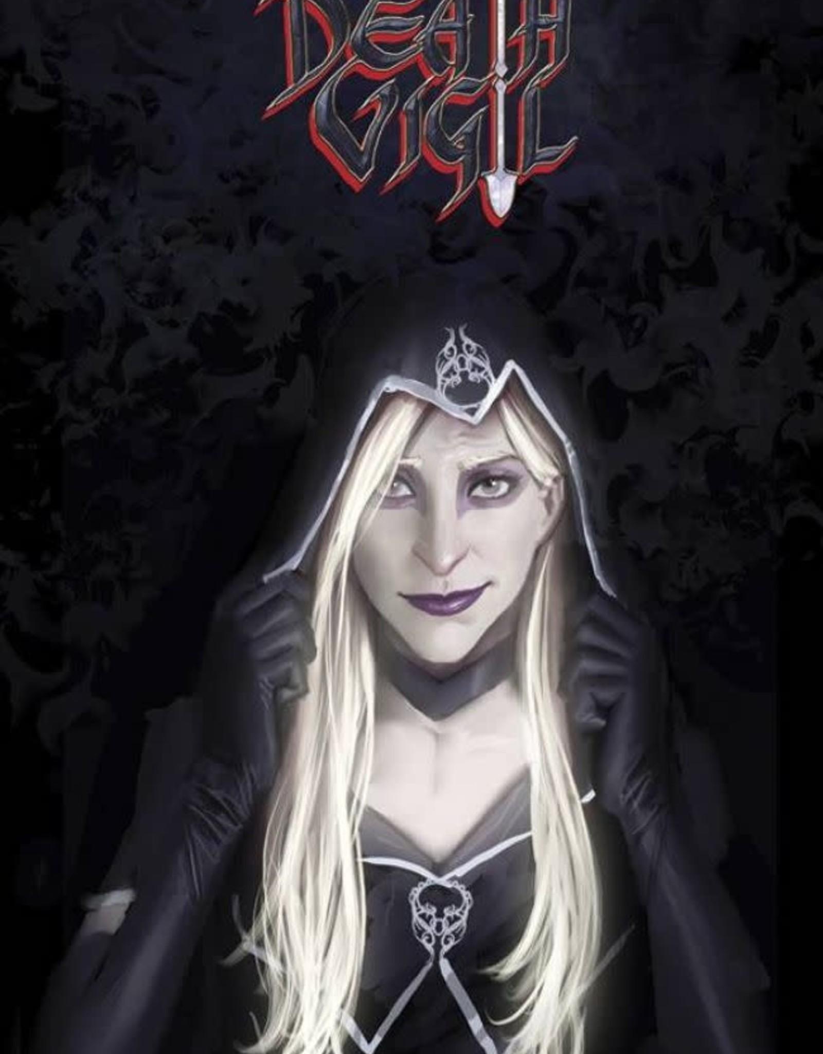 Image Comics Death Vigil Vol 01