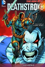 DC Comics Deathstroke Vol 02 Lobo Hunt