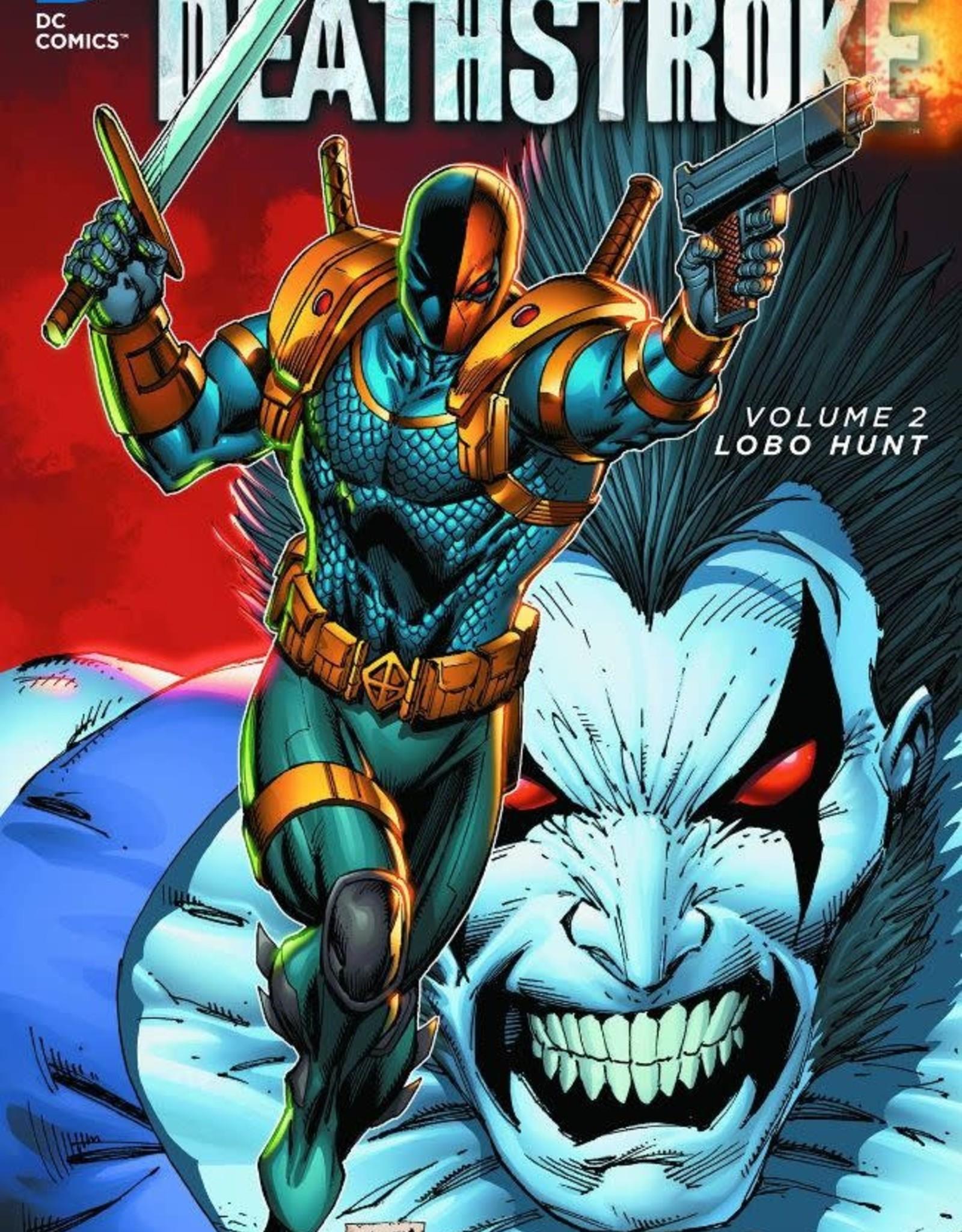 DC Comics Deathstroke Vol 02: Lobo Hunt TP
