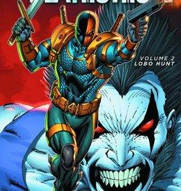 DC Comics Deathstroke Vol 02 Lobo Hunt