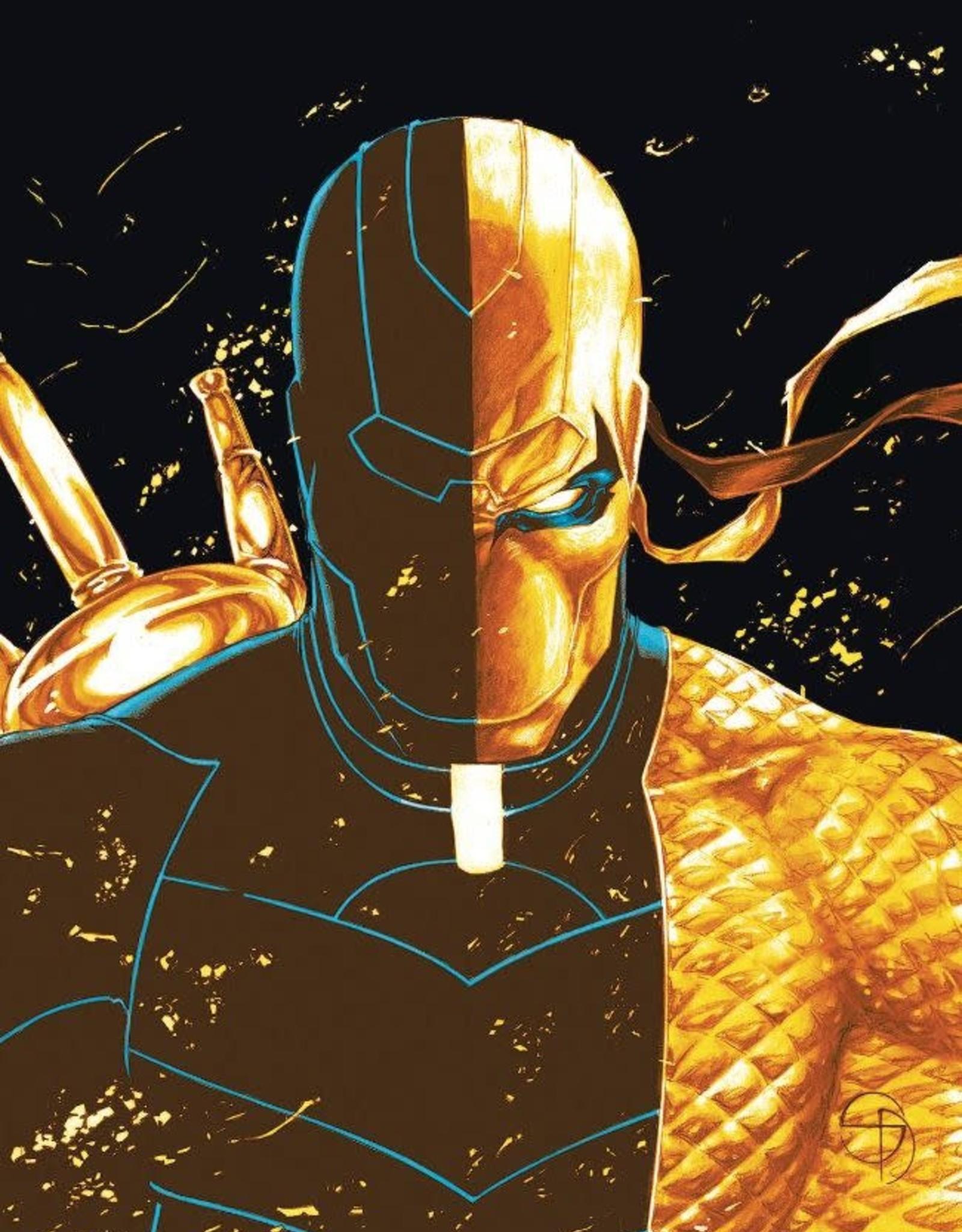 DC Comics Deathstroke Vol 02: The Gospel of Slade TP