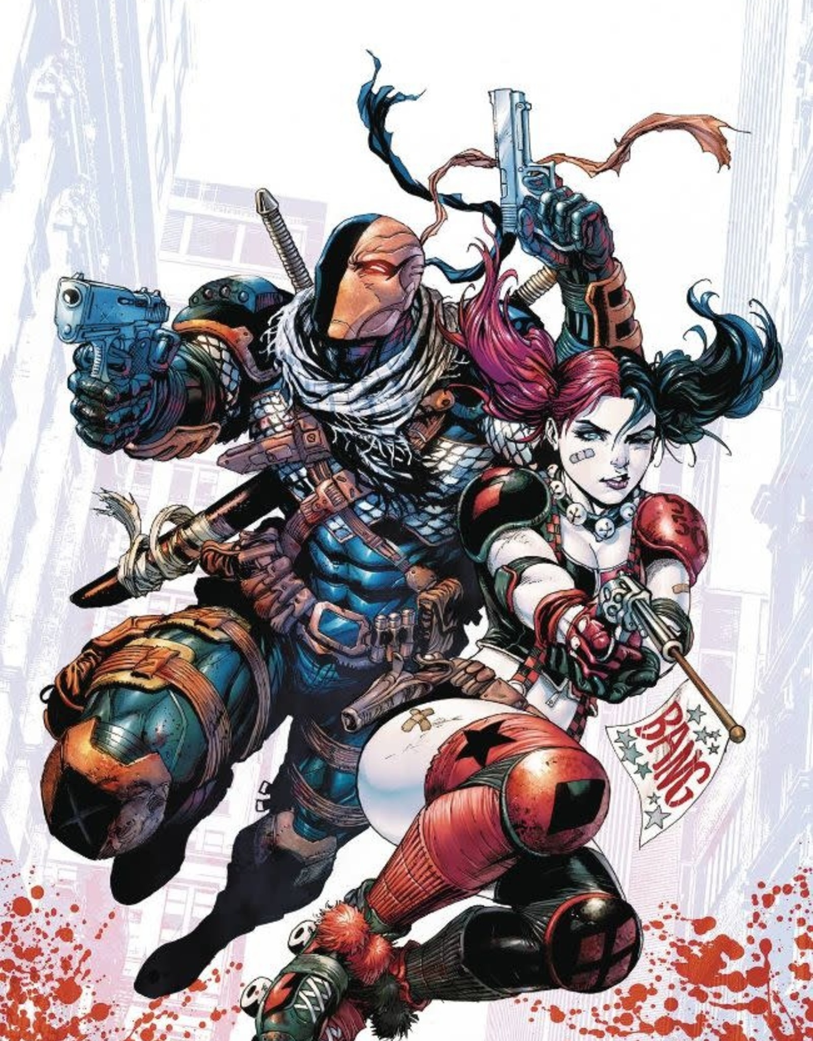 DC Comics Deathstroke Vol 03 Suicide Run