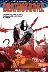 DC Comics Deathstroke Vol 04 Defiance