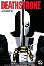 DC Comics Deathstroke Vol 05: The Fall of Slade TP