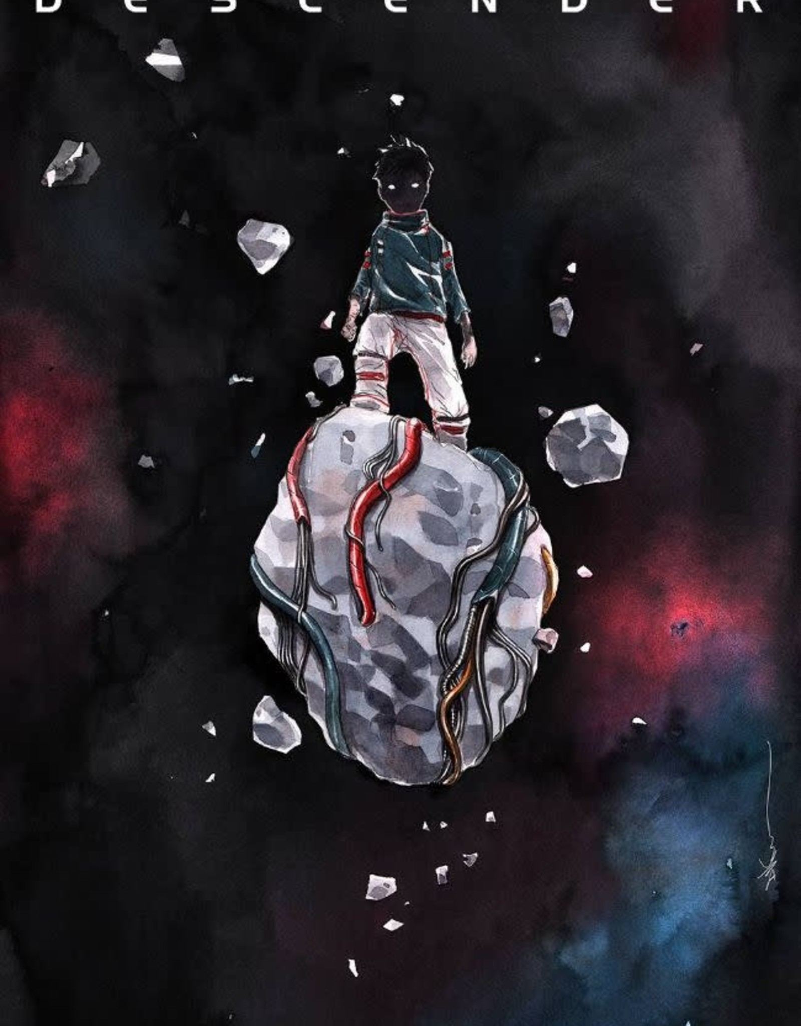 Image Comics Descender Vol 04