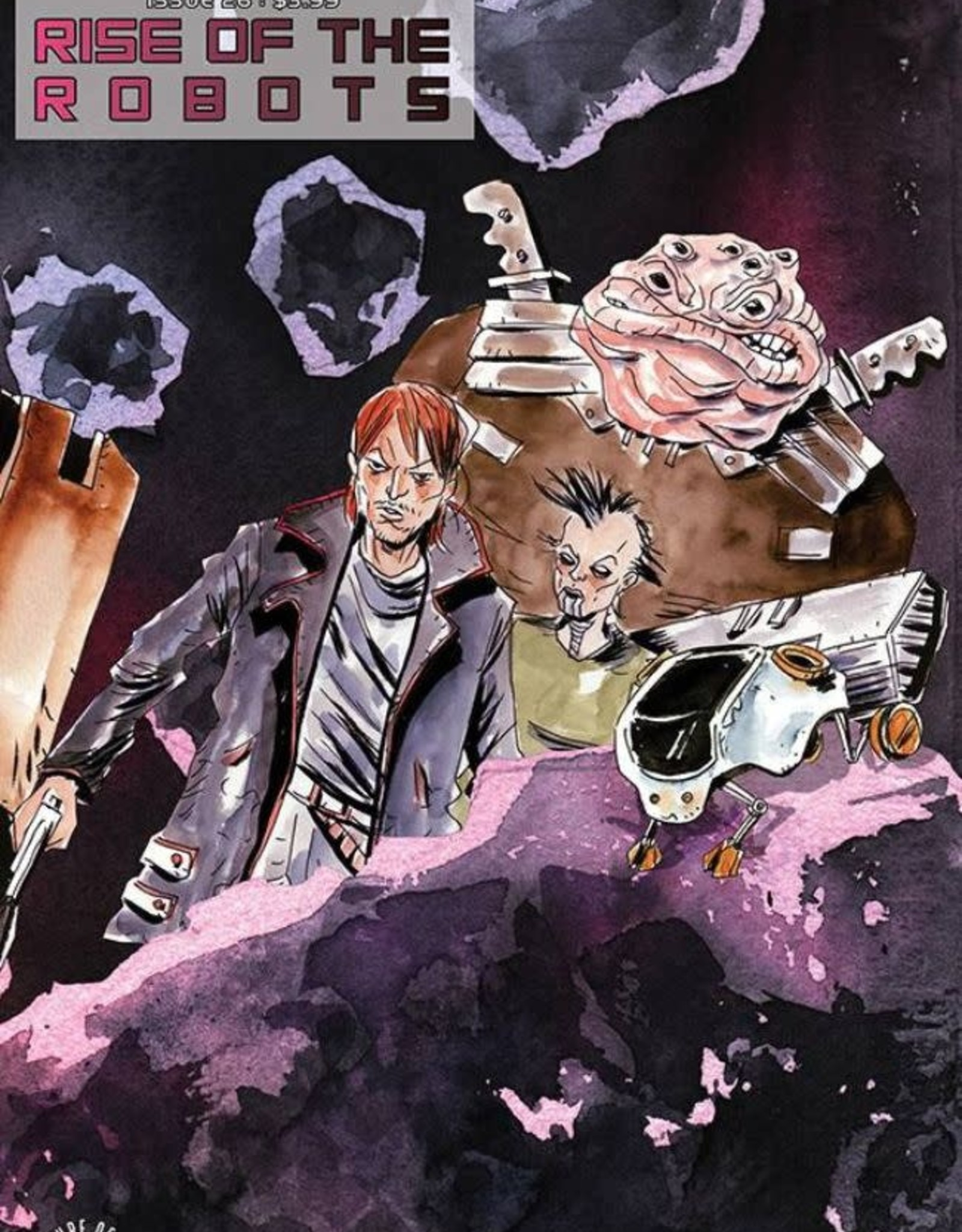Image Comics Descender Vol 05