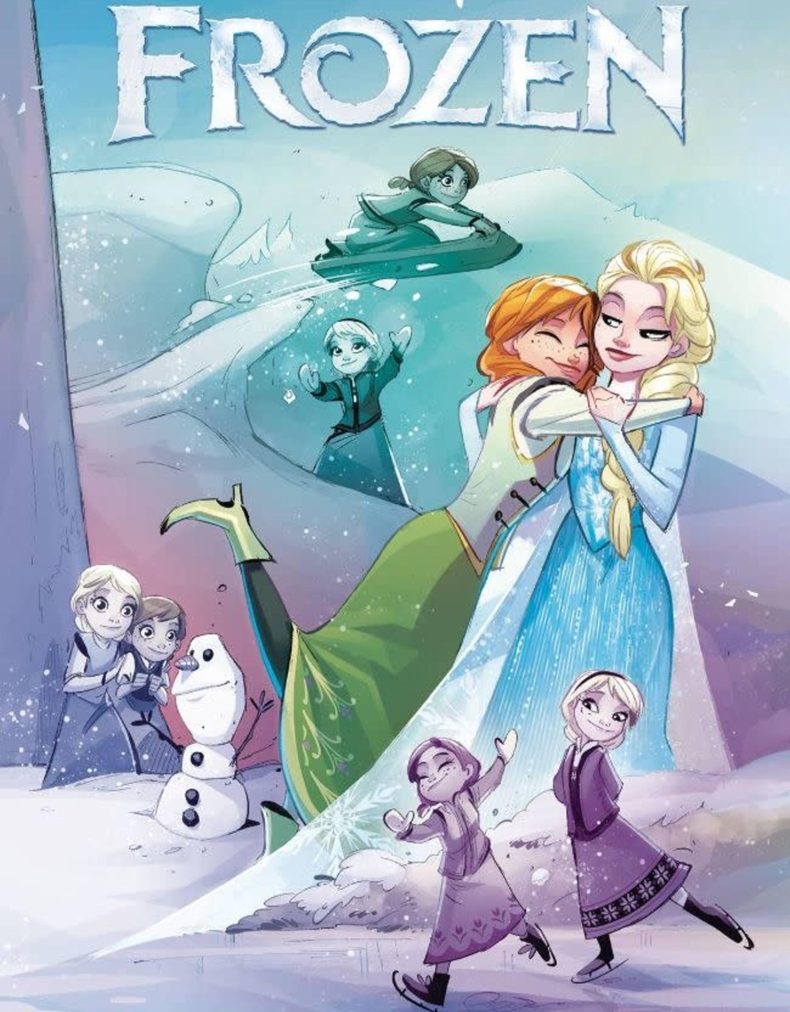 Dark Horse Comics Disney Frozen Hero Within TP