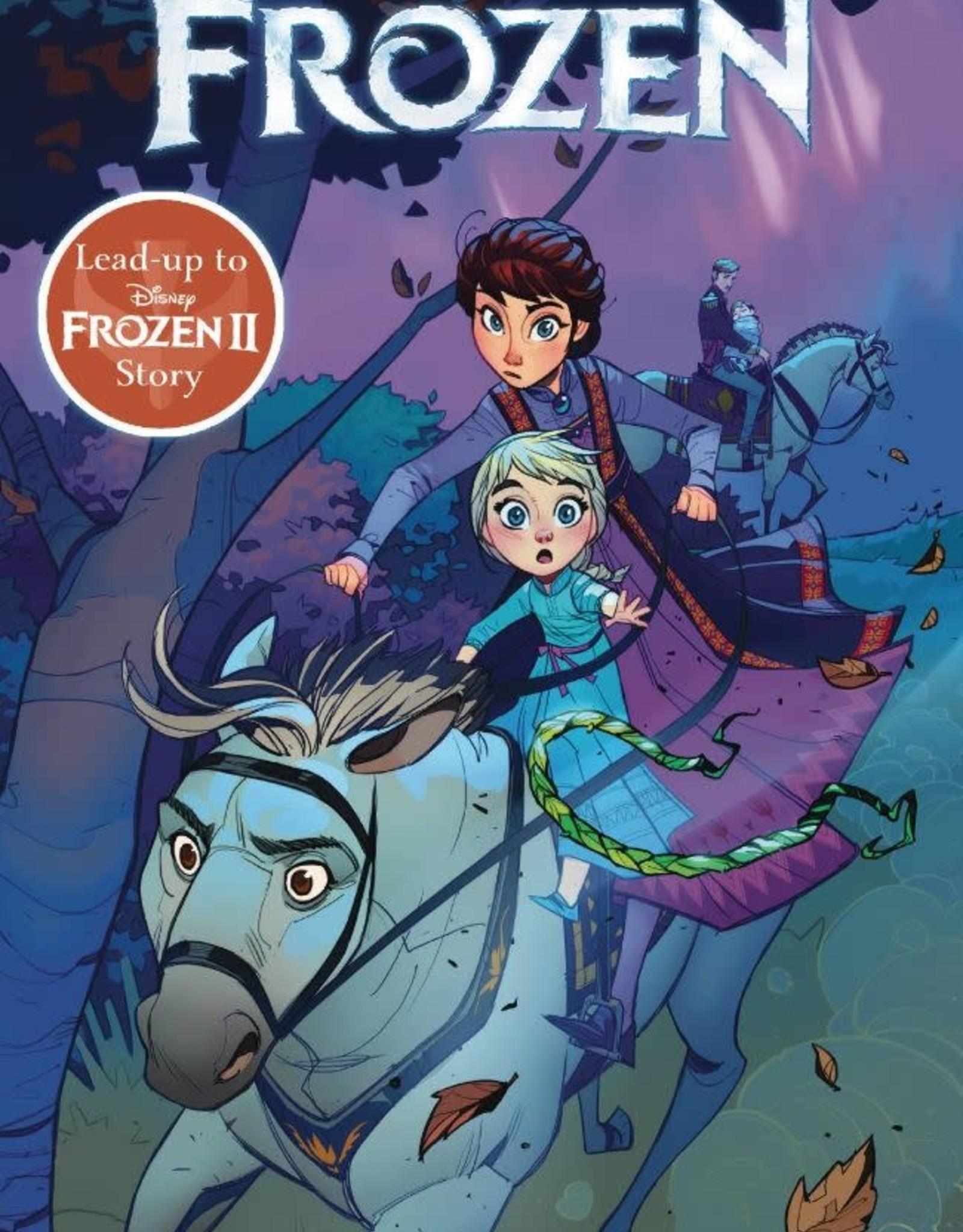 Dark Horse Comics Disney Frozen True Treasures