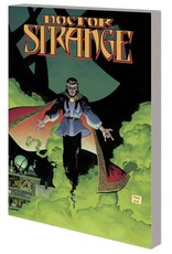 Marvel Comics Doctor Strange and the Secret Defenders