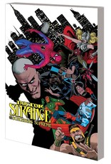 Marvel Comics Doctor Strange and the Sorcerers Supreme Vol 02 Time After Timee