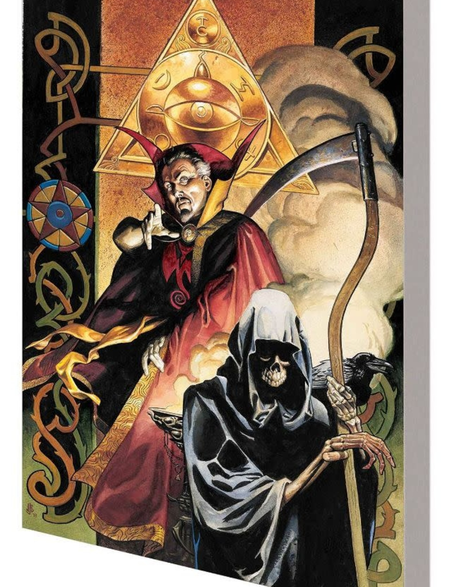 Marvel Comics Doctor Strange The Flight of Bones