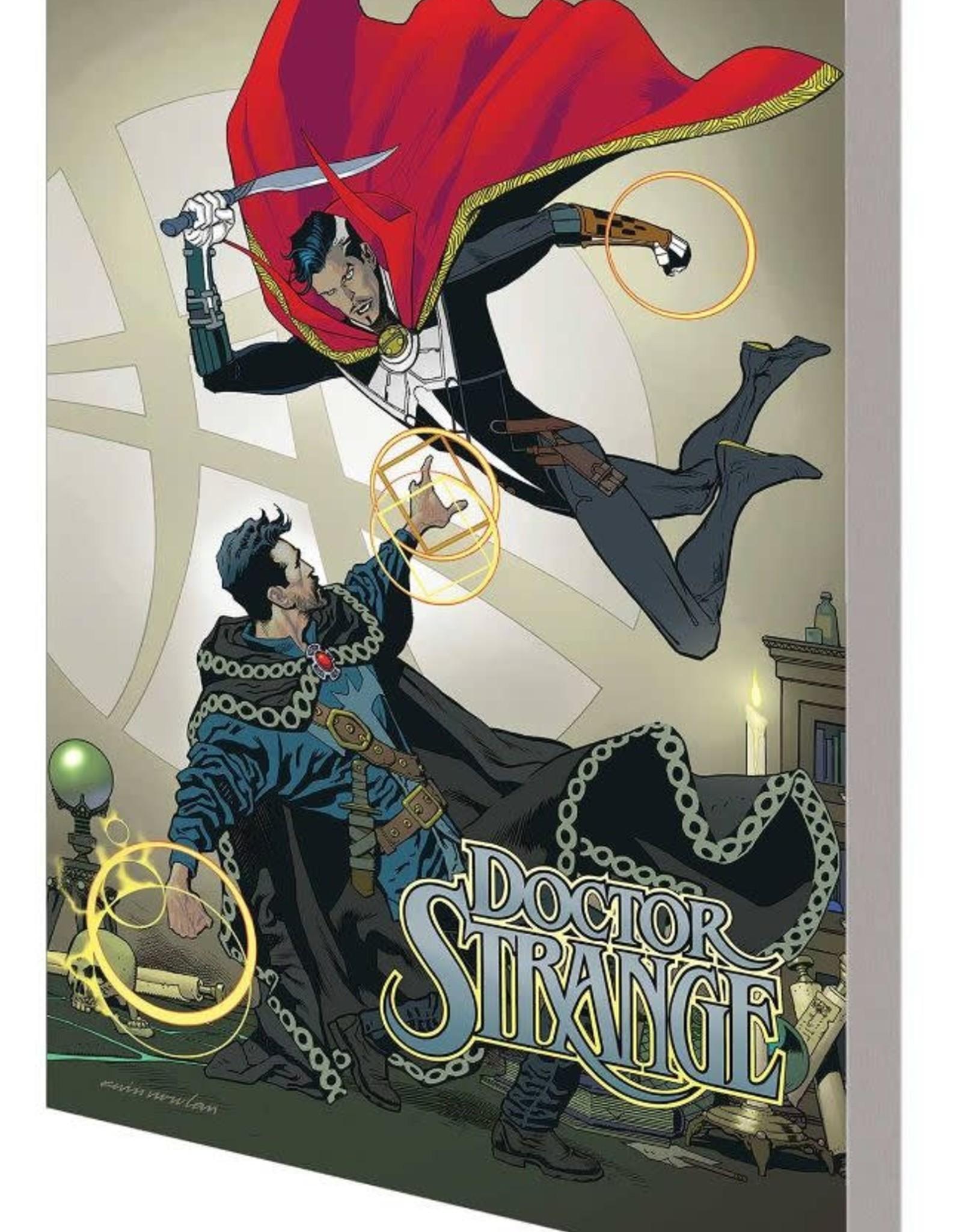 Marvel Comics Doctor Strange Vol 02 Remittance