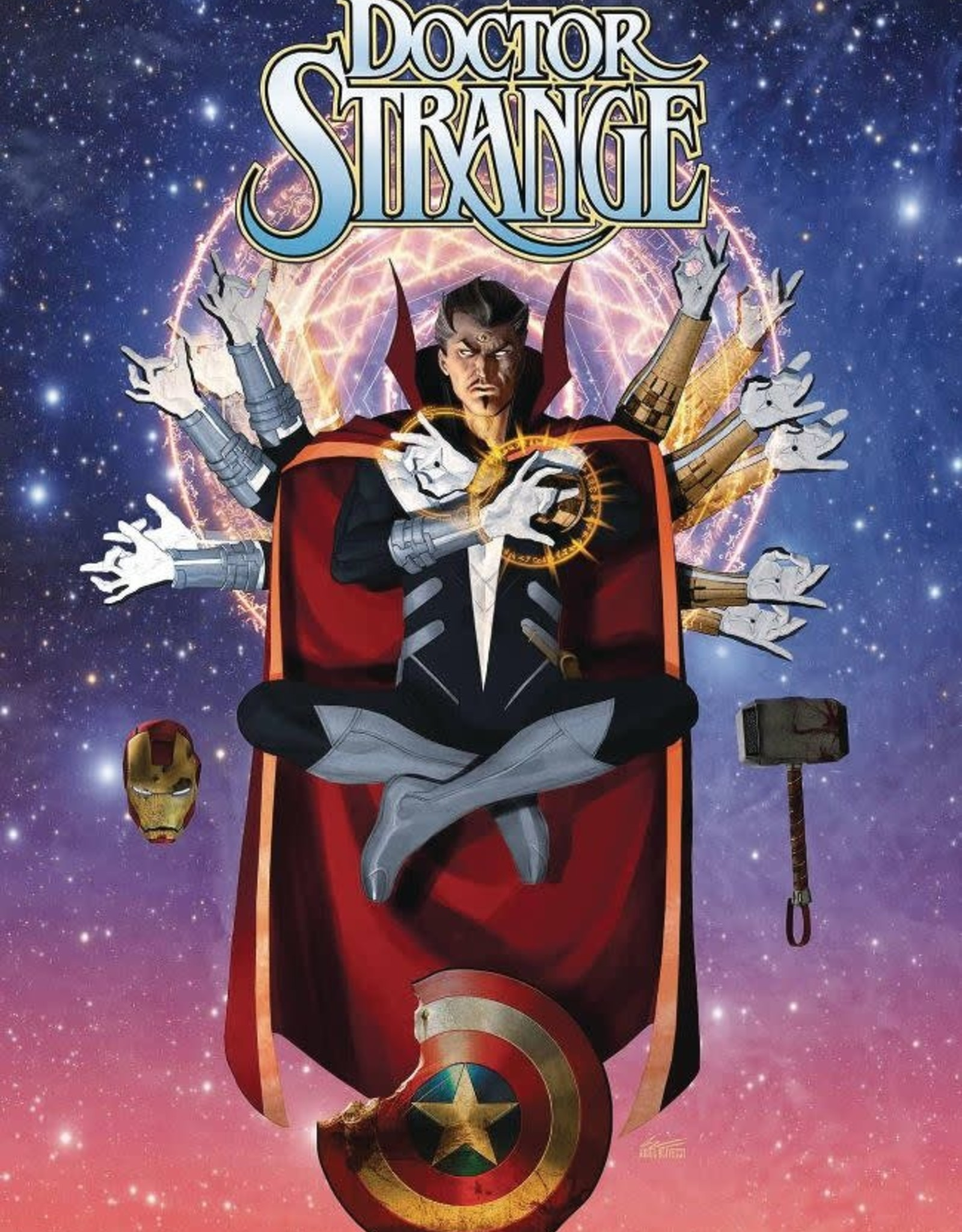 Marvel Comics Doctor Strange Vol 04 The Choice