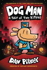 Graphix Dog Man GN A Tale of Two Kitties
