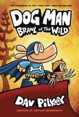 Graphix Dog Man GN Vol 06 Brawl Of The Wild