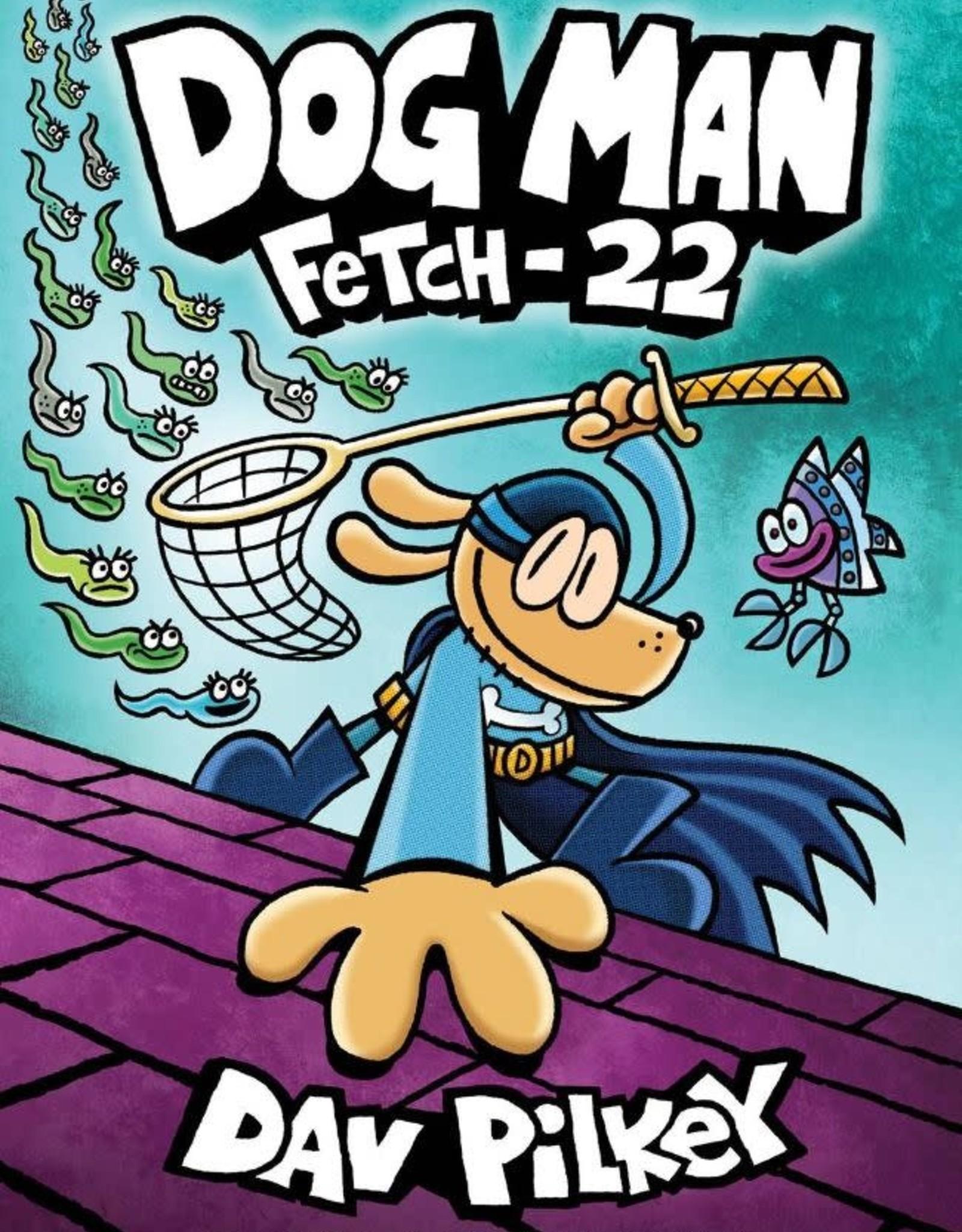 Graphix Dog Man GN Vol 08 Fetch 22