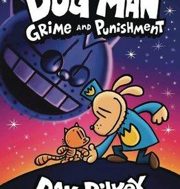 Graphix Dog Man GN Vol 09 Grime and Punishment