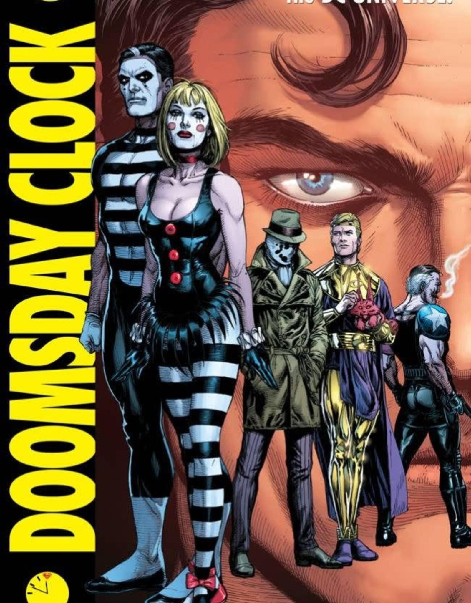 DC Comics Doomsday Clock Part 01 HC