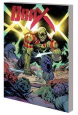 Marvel Comics Drax Vol 01 The Galaxy's Best Detective