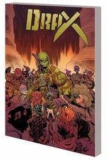 Marvel Comics Drax Vol 02 The Children's Crusade
