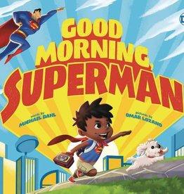 Capstone Publishing Good Morning Superman Board Book