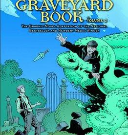 Harper Collins Publishers Graveyard Book Vol 02