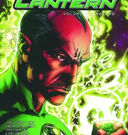 DC Comics Green Lantern Vol 01 Sinestro