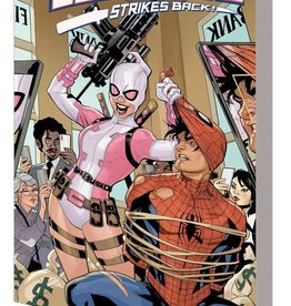 Marvel Comics Gwenpool Strikes Back