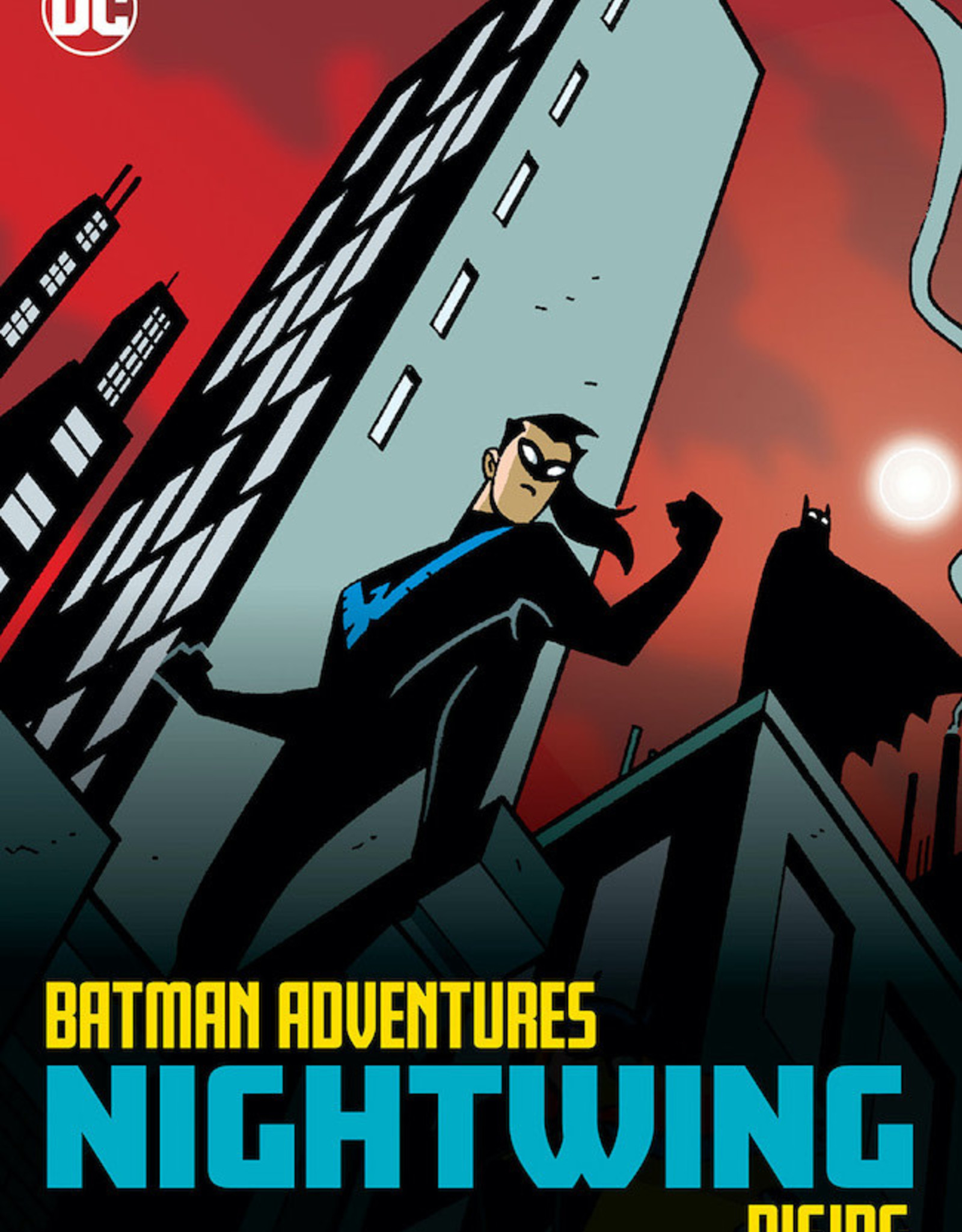 DC Comics Batman Adventures Nightwing Rising TP