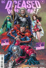DC Comics DCeased Dead Planet #4 Cvr A David Finch