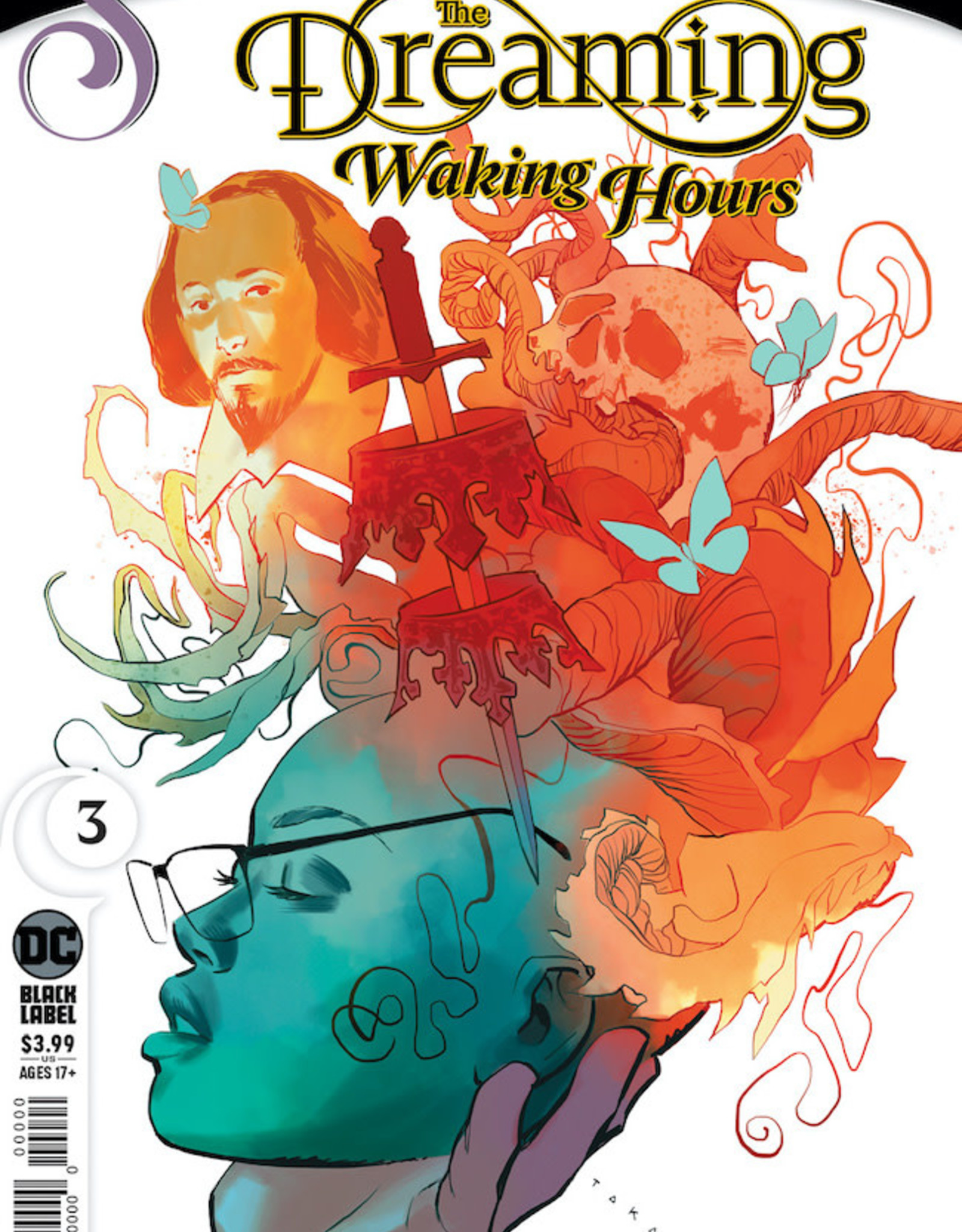DC Comics Dreaming Waking Hours #3