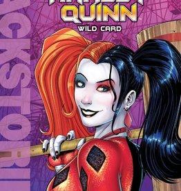 Scholastic Harley Quinn: Wild Card GN