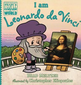 Dial Books I Am Leonardo Da Vinci YR GN