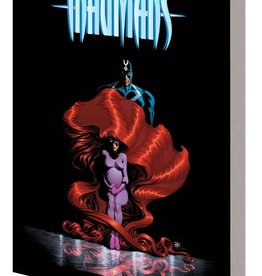 Marvel Comics Inhumans by Right of Birth