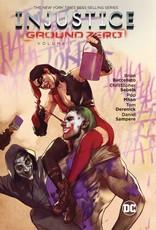 DC Comics Injustice Ground Zero Vol 01