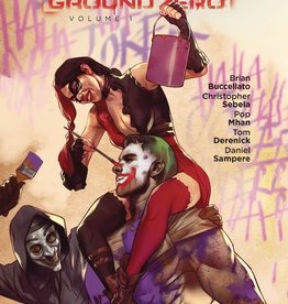 DC Comics Injustice Ground Zero Vol 01