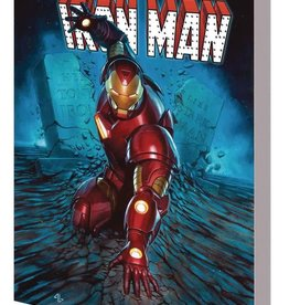 Marvel Comics Invincible Iron Man The Search for Tony Stark
