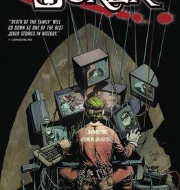 DC Comics Joker Death Of The Family (N52) TP