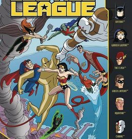 Stone Arch Books Justice League Amazo and the Planetary Reboot