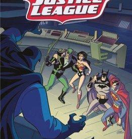 Stone Arch Books Justice League and the False Destiny